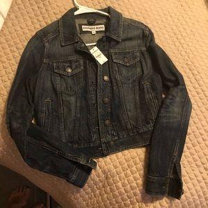 Express jean jacket S